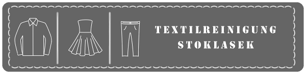 Textilreinigung Stoklasek
